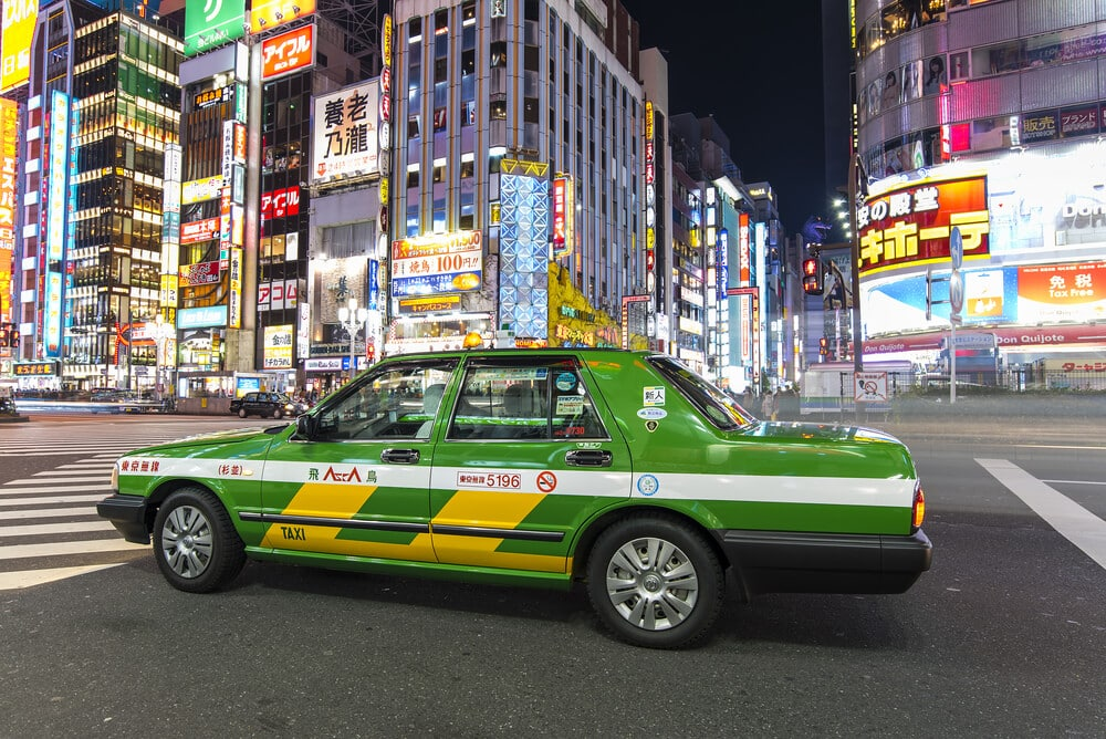 Sony Launches Its Own Taxi-Hailer App In Tokyo Called S.Ride