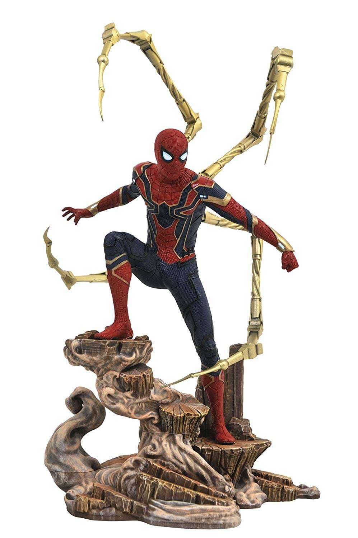 Iron Spider-Man Armor MCU Avengers