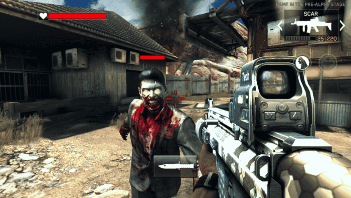 Dead Trigger 2, a must-play game