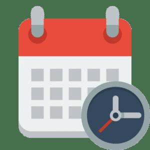 Best-analog-clock-widget-date