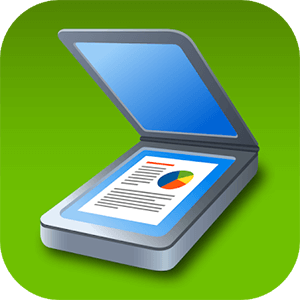 Clear Scan App Logo - Best Scanner App for Android