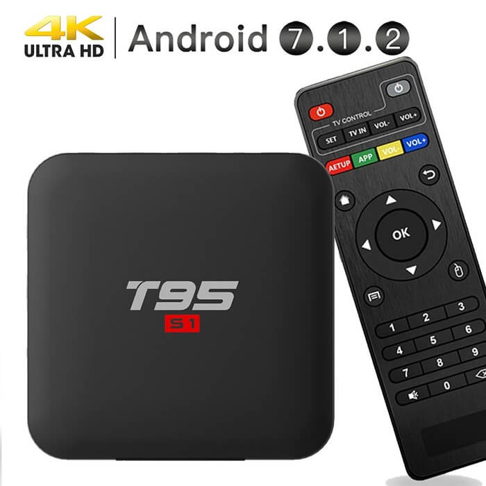 Easytone Android 7.1.2 Tv Box