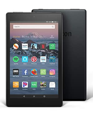 best 8 inch android tablet - fire HD 8