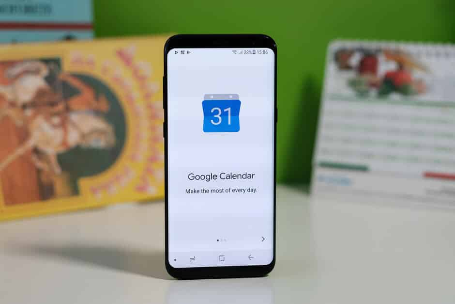 Google Calendar and Google Keep gets Dark Mode on Android
