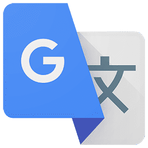 Google Translate - Logo