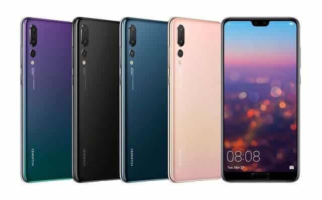Eight Huawei Smartphones Will First Get Android Q
