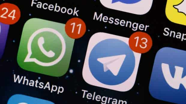 """""""WhatsApp Will Never Be Secure"""", Says Rival Telegram"""