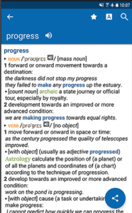 Oxford Dictionary of English - Word Definition - Free Dictionary App for Android