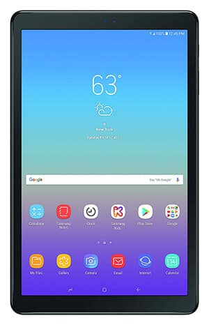 Best 10-inch Android Tablet in 2019 - Samsung Galaxy Tab A