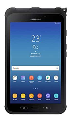best 8 inch android tablet - samsung galaxy tab active 2