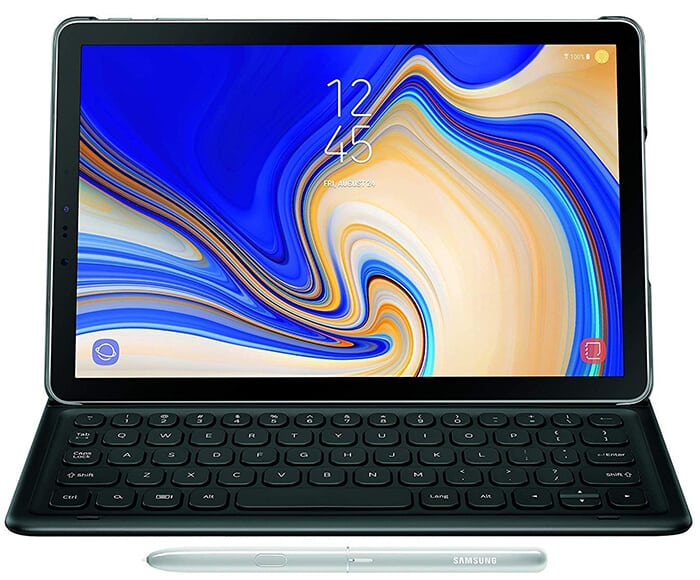 Best 10-inch Android Tablet in 2019 - Samsung Galaxy Tab S4