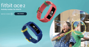 Fitbit Ace 2 Comes In Two Vibrant Colors