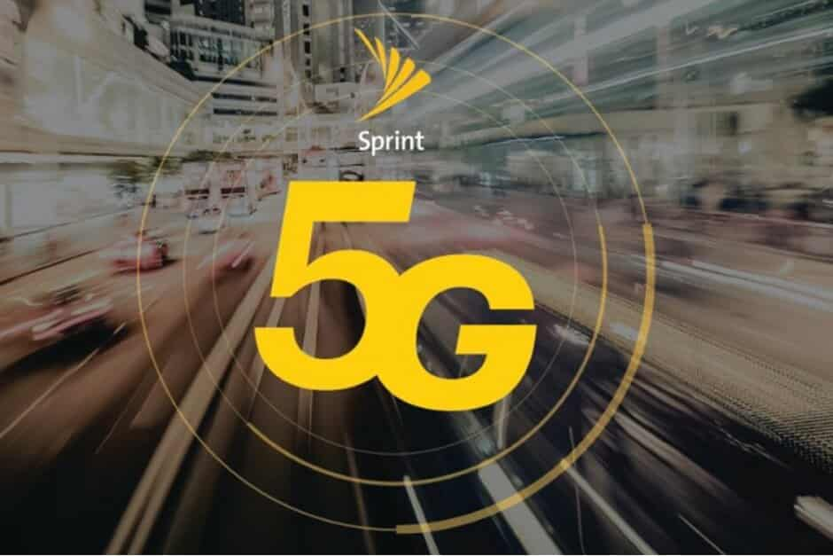 Sprint finally launches 5G network, now available to four U.S. cities