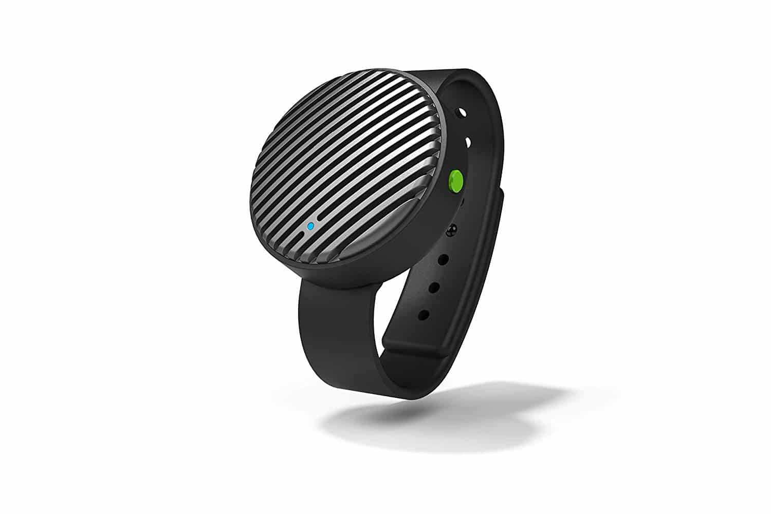 Tech-Life BoomBand –The World's Most Portable Speaker – Waterproof Wearable Bluetooth Speaker, Built-in Mic For Speakerphone–Running, Cycling, Hiking, Camping. 2x Volume of iPhone, Samsung