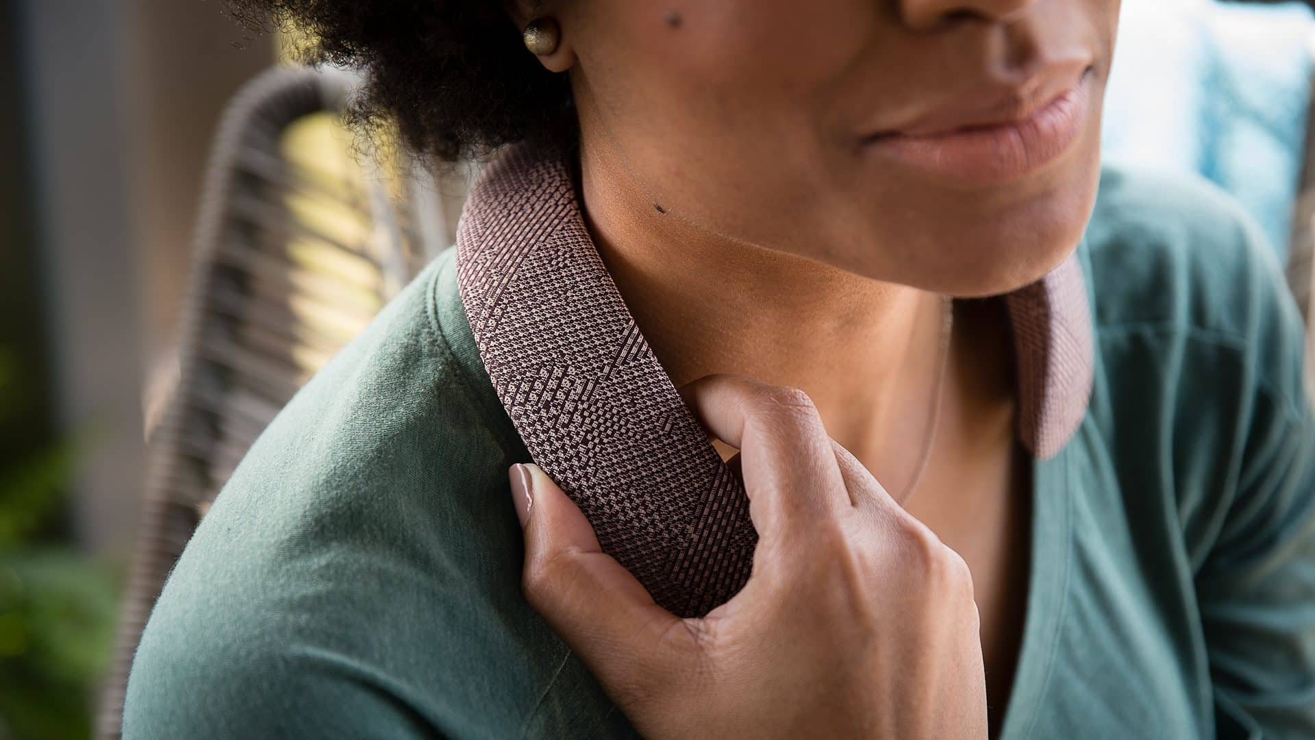 Best Wearable Speaker Bose SoundWear Companion