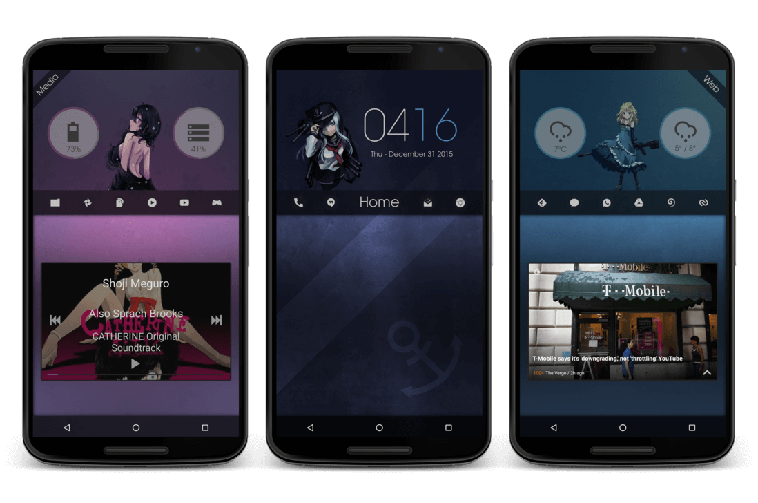 best-android-widgets-customization-home-screen
