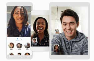 Google Duo app allows eight-person video call in both Android and iOS
