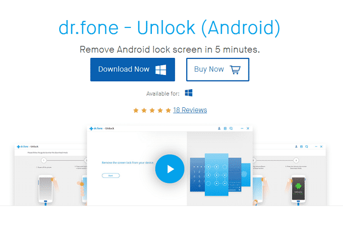 official drfone unlock android lock screen removal - 700×459