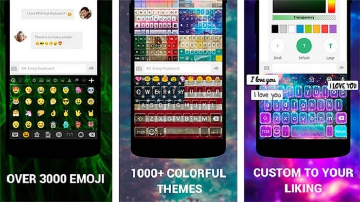 Emoji Keyboard emoticon app