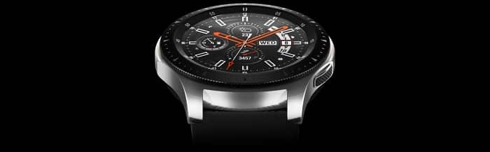 Galaxy Watch 46mm Display