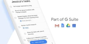 Google Task Integration Proves To Be A Useful Feature