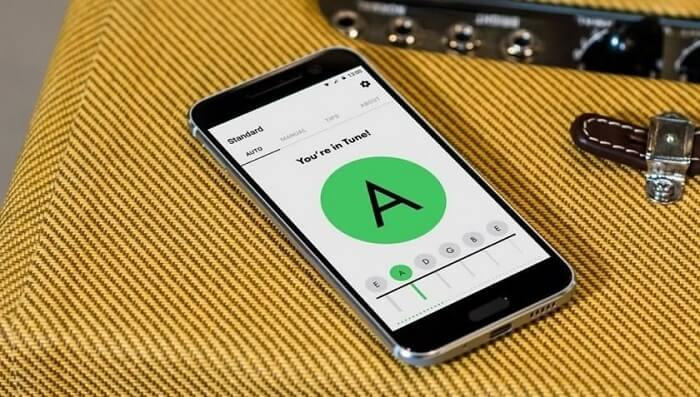 7 best Android guitar tuner apps for Android guitarists JoyofAndroidsts