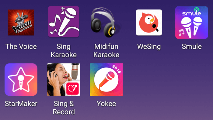 Image result for karaoke singing app