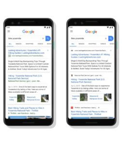 """Google Shows """"Useful Ad"""" With Label And Web Address"""