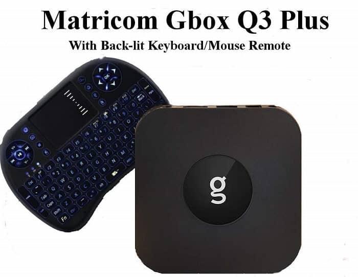 Matricom G-box Q3