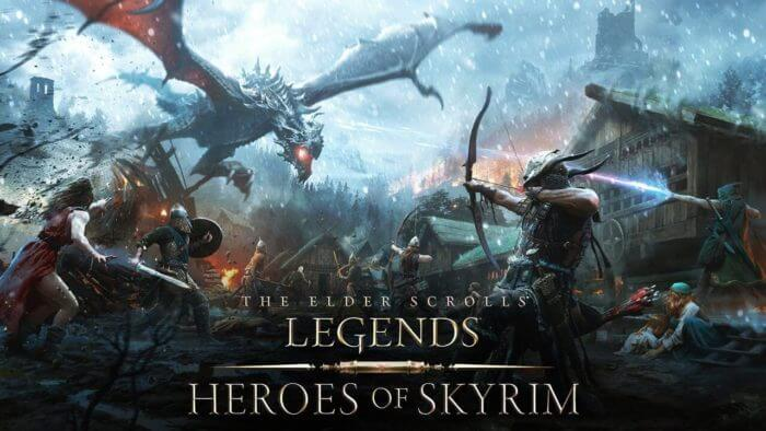 TES Legends: Heroes of Skyrim