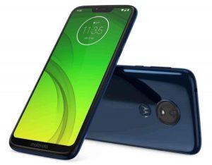 Motorola Moto G7 Marine Blue