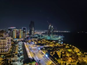 Photo Courtesy Of Wired: OnePlus 7 Pro Handles Night Scene Very Well