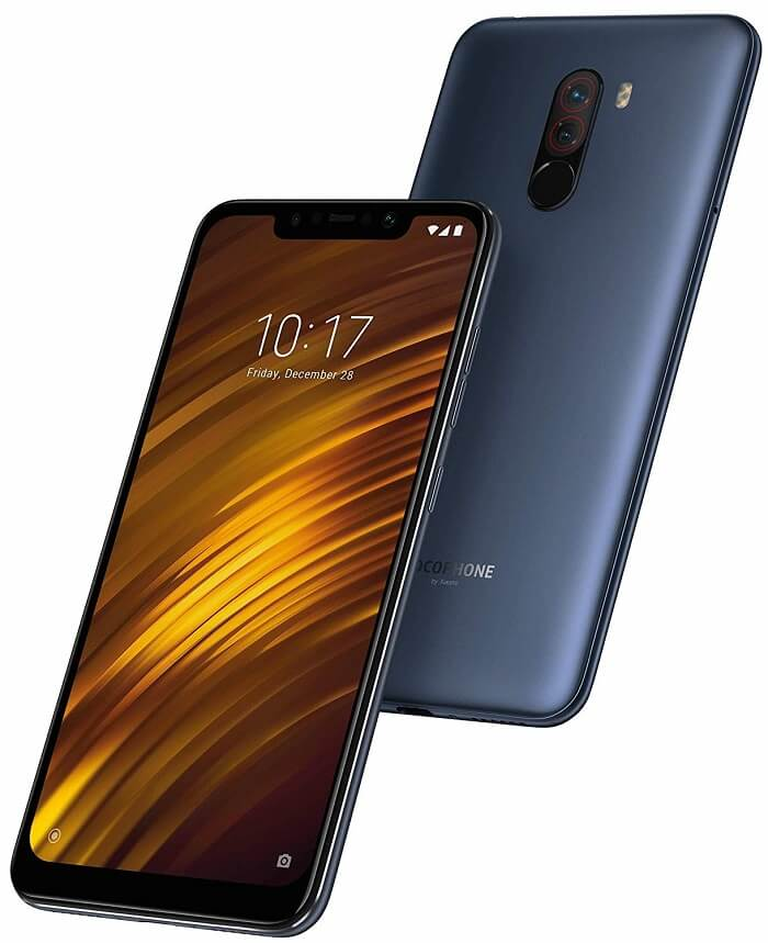 Pocophone F1 Steel Blue