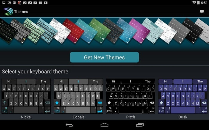 SwiftKey Keyboard emoji app