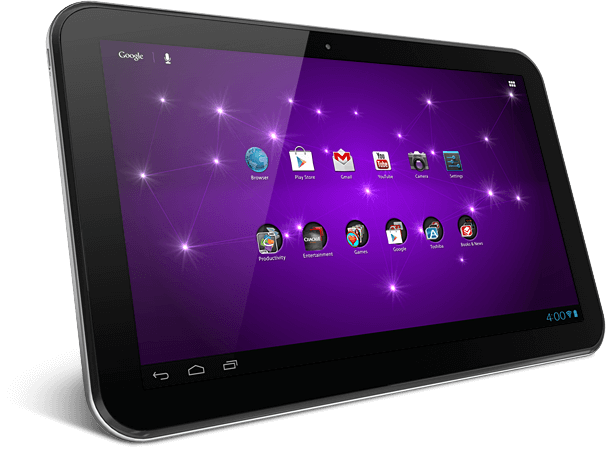 Toshiba Android 2-in-1 Tablet