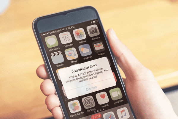 Security LTE vulnerabilities make it easier to send out fake presidential alerts