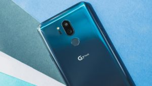 Android Pie brings in new features on the LG G7 ThinQ handsets
