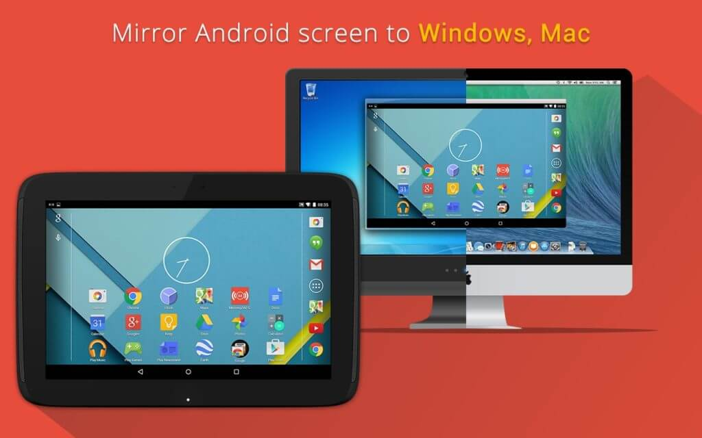 8 Best Android Mirror Cast Apps for Mirroring Your Device