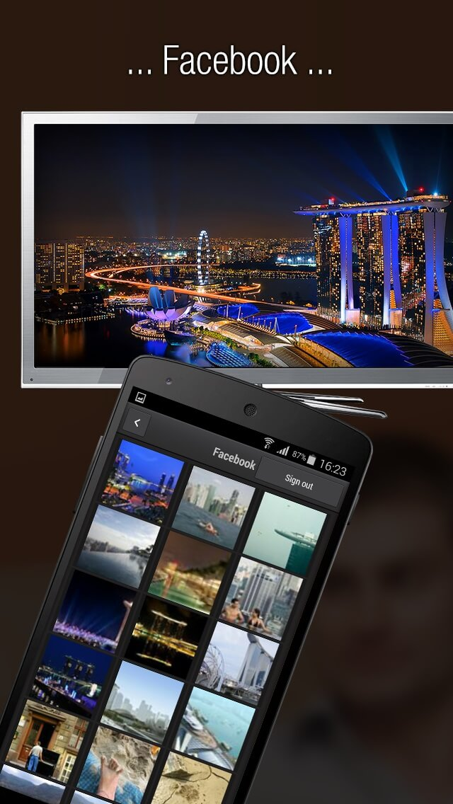Best-Android-Mirror-Cast-Apps-imediashare