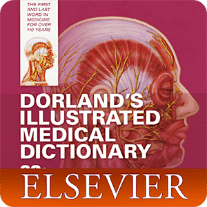 Dorland's Illustrated Medical Dictionary - App Logo - Best Medical Dictionary App