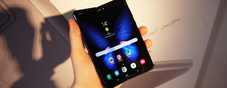 """The Galaxy Fold is """"ready to hit the market"""", says one Samsung exec"""