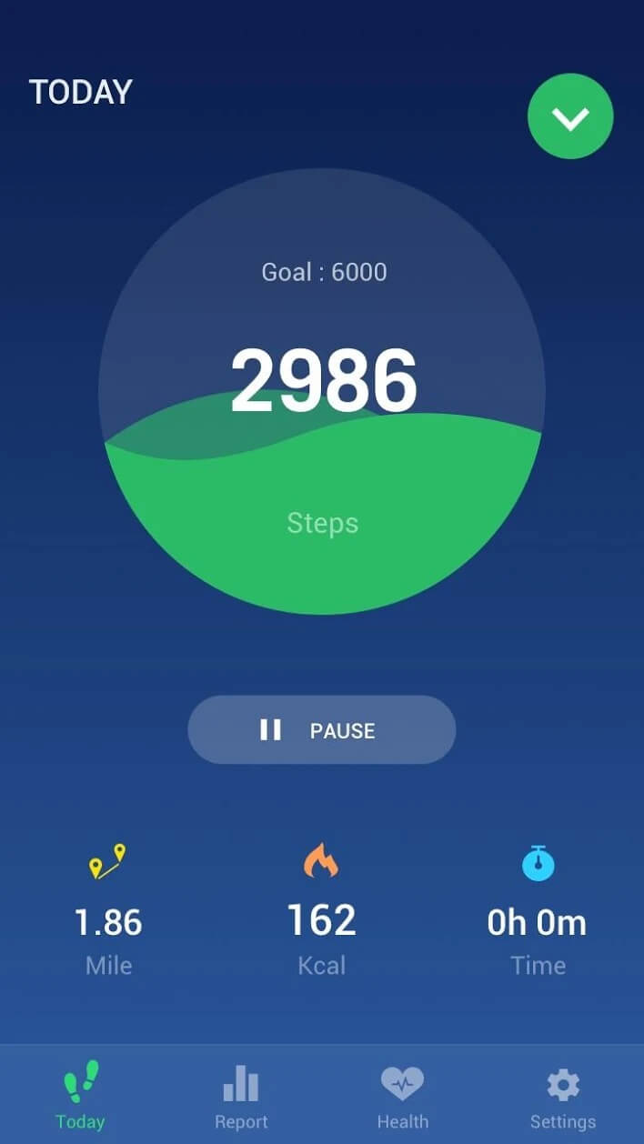 Step Counter - Pedometer Free & Calorie Counter