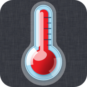 Thermometer++ temperature measuring app for android