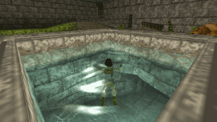Tomb Raider looks great on RetroArch