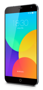 big screen size android phone