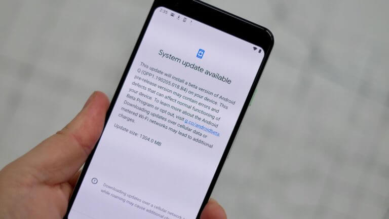 Google temporarily paused its Android Q beta updates after the boot looping of some Pixel smartphones