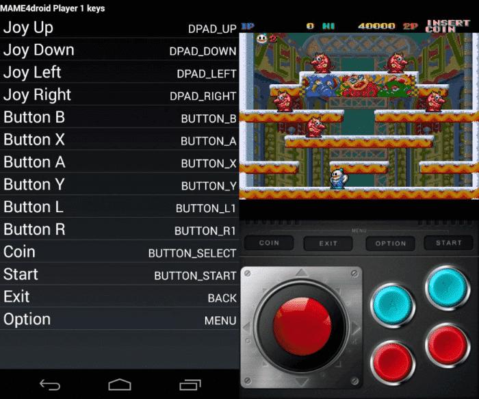 Fully customizable controls