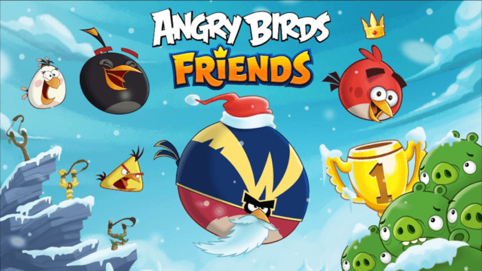 Angry Birds: Friends