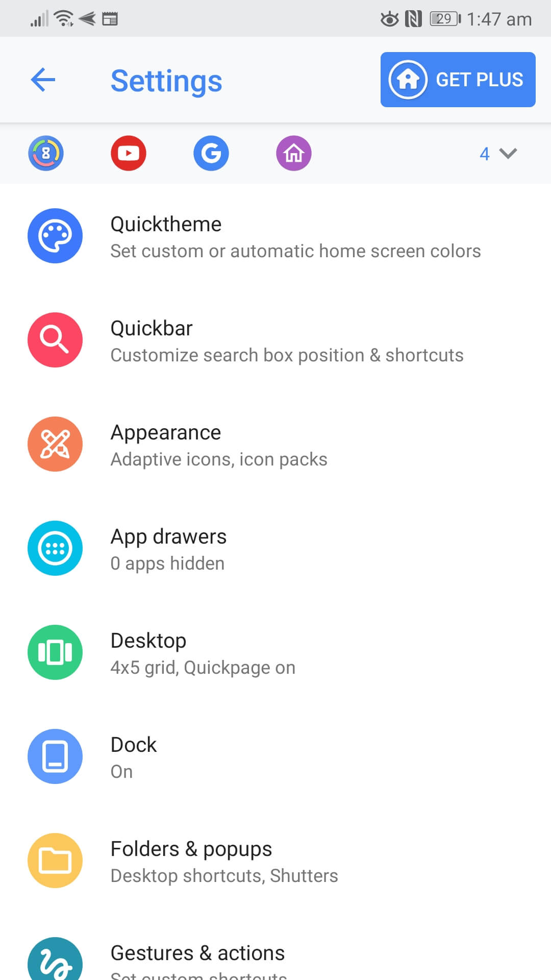 fastest-android-launcher-action-pixel-edition