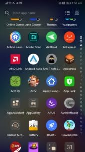 fastest-android-launcher-me